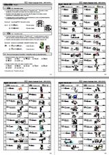 JLPT N4-1 自動詞と他動詞、Potential form, Volitional form